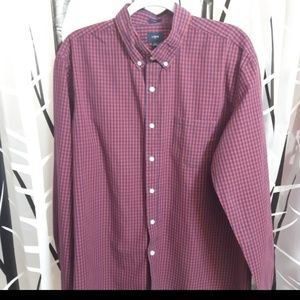 J. Crew Long Sleeve Button Down Shirt